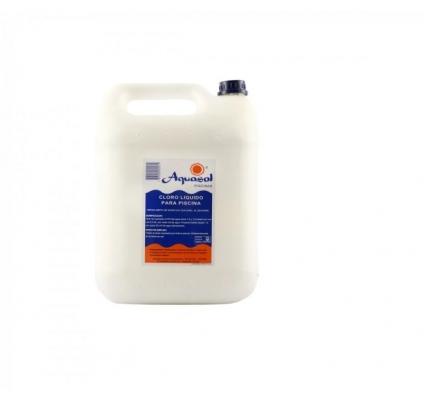 Cloro liquido Aquasol 10 Lts